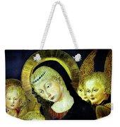 Virgin And Child  Weekender Tote Bag