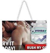 Vivrax Weekender Tote Bag