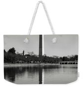 Washington Memorial  Weekender Tote Bag