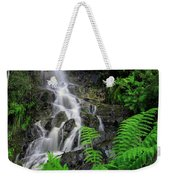 Waterfall In Cradle Mountain Weekender Tote Bag