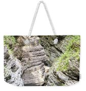 Watkins Glen New York Weekender Tote Bag