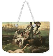Watson And The Shark Weekender Tote Bag