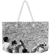 We The People Signing Bicentennial Of The Constitution Tucson Arizona 1987 Weekender Tote Bag