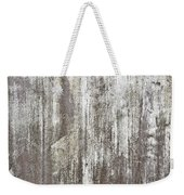 Weathered Metal Weekender Tote Bag