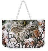 What A Hoot Weekender Tote Bag