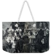 White House: State Dinner Weekender Tote Bag