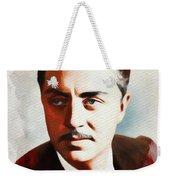 William Powell, Hollywood Legend Weekender Tote Bag