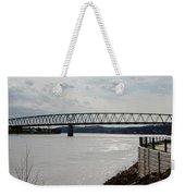 Williamstown Bridge  Weekender Tote Bag