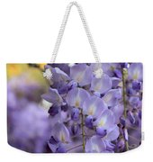 Wisteria Blossom Weekender Tote Bag