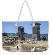 Xanthos - Turkey Weekender Tote Bag