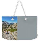 Yosemite National Park Hiking Weekender Tote Bag