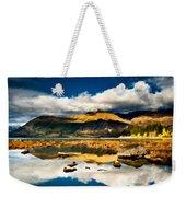 Art Landscape Weekender Tote Bag