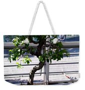Brooklyn Garden Weekender Tote Bag