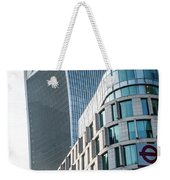 20 Fenchurch Street A Commercial Skyscraper In London Weekender Tote Bag