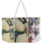 Pizzazz Weekender Tote Bag