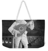 Rudolph Valentino Weekender Tote Bag by Granger