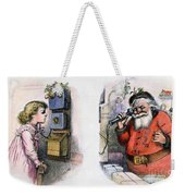 Thomas Nast: Santa Claus Weekender Tote Bag