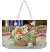 Wedding Party Weekender Tote Bag