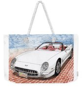 2003 Corvette Prototype Weekender Tote Bag