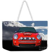 2004 S Mini Cooper Weekender Tote Bag