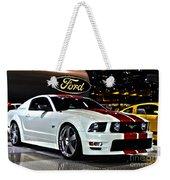 2006 Ford Mustang No 1 Weekender Tote Bag