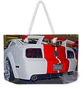 2006 Ford Mustang No 2 Weekender Tote Bag
