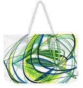 2007 Abstract Drawing 4 Weekender Tote Bag