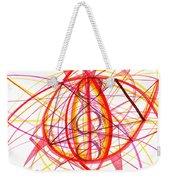 2007 Abstract Drawing 6 Weekender Tote Bag