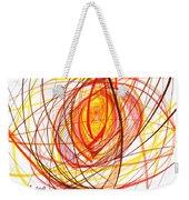2007 Abstract Drawing 8 Weekender Tote Bag