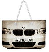 2008 Bmw Grille Emblem -1136s Weekender Tote Bag