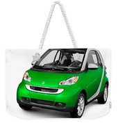 2008 Smart Fortwo City Car Weekender Tote Bag