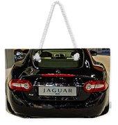 2009 Jaguar Xk Weekender Tote Bag