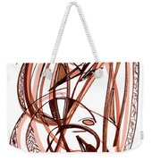 2010 Abstract Drawing Five Weekender Tote Bag