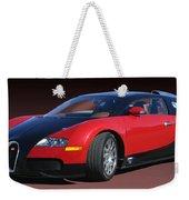 2010 Bugatti Veyron E. B. Sixteen Weekender Tote Bag
