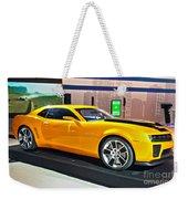 2010 Chevrolet Camaro Weekender Tote Bag