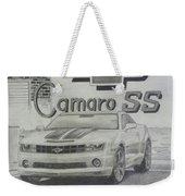 2010 Chevrolet Camaro Ss  Weekender Tote Bag