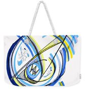 2010 Drawing One Weekender Tote Bag