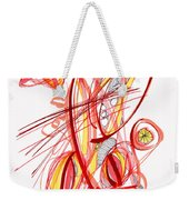 2010 Drawing Two Weekender Tote Bag