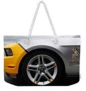 2010 Ford Mustang Av X10 2 Weekender Tote Bag
