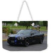 2011 Dodge Charger Rt Lopez Weekender Tote Bag
