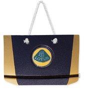 2011 Lotus Euora Emblem Weekender Tote Bag