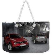 2011 Nissan Juke 4 Weekender Tote Bag