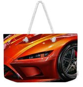 2012 Falcon Motor Sports F7 Series 1  Weekender Tote Bag