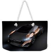 2012 Peugeot Onyx Concept Weekender Tote Bag