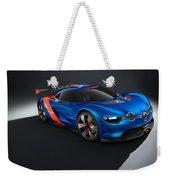 2012 Renault Alpine A110 50  Weekender Tote Bag