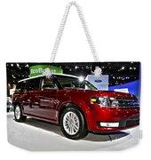 2013 Ford Flex Sel Weekender Tote Bag