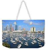 2013 Gasparilla Pirate Fest Weekender Tote Bag