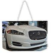 2013 Jaguar Xjl Portfolio Awd Weekender Tote Bag