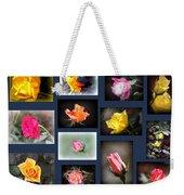 2014-03-16 - Rose Weekender Tote Bag