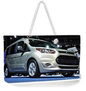 2014 Ford Transit Connect Wagon Weekender Tote Bag
